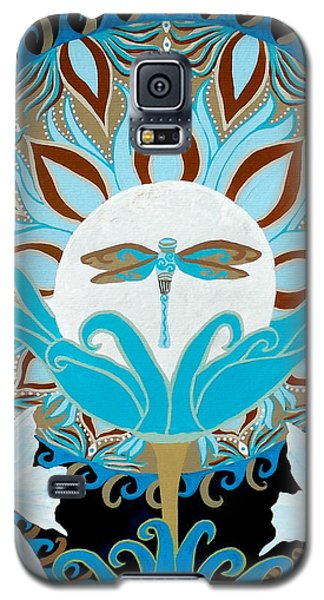 The Luna Moth Journey Of Faith And Love Galaxy S5 Case