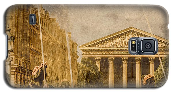 Galaxy S5 Case featuring the photograph Paris, France - The Madeleine by Mark Forte