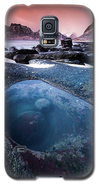 The Magic Eye Galaxy S5 Case