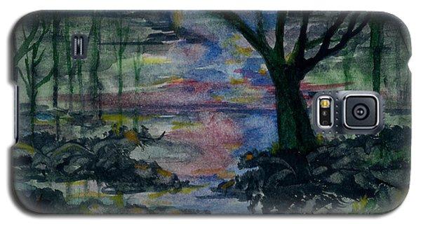 The Magic Hour Galaxy S5 Case