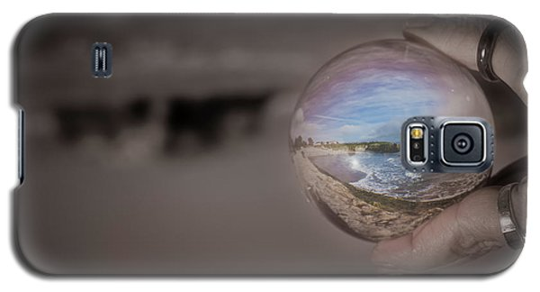Galaxy S5 Case featuring the photograph The Magic by Lora Lee Chapman