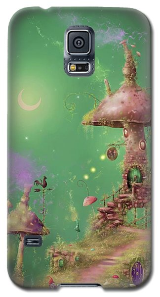 The Mushroom Gatherer Galaxy S5 Case