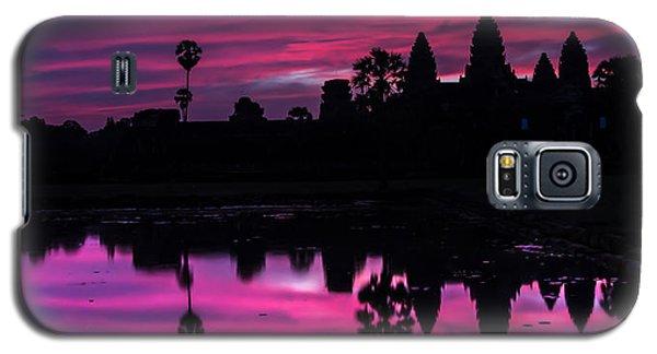 The Magic Of Angkor Wat Galaxy S5 Case