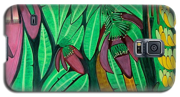 The Magic Of Banana Blossoms Galaxy S5 Case