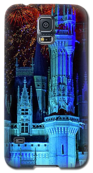 The Magic Of Disney Galaxy S5 Case by Mark Andrew Thomas