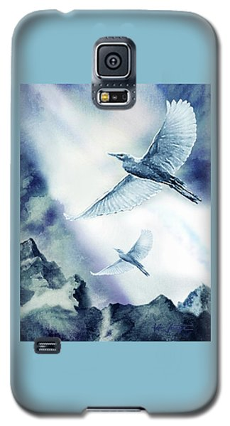 The Magic Of Flight Galaxy S5 Case
