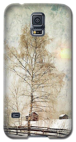 The Magic Of Winter Galaxy S5 Case