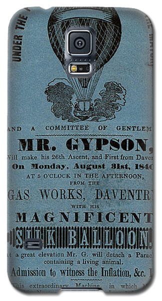 The Magnificent Mr. Gypson Galaxy S5 Case