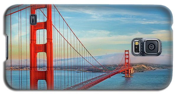 Galaxy S5 Case featuring the photograph The Majestic by Az Jackson