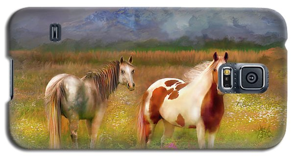 The Majestic Pasture Galaxy S5 Case