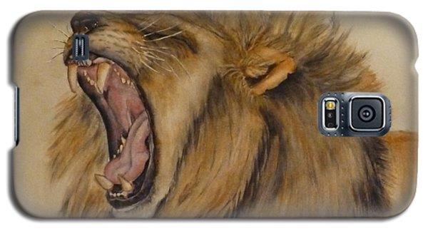 The Majestic Roar Galaxy S5 Case by Kelly Mills