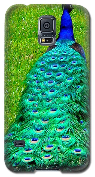 Galaxy S5 Case featuring the photograph The Majestic Tail by Angela Annas
