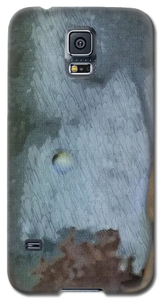 Movie Galaxy S5 Case - The Man In The Mirror by Kimberly  W