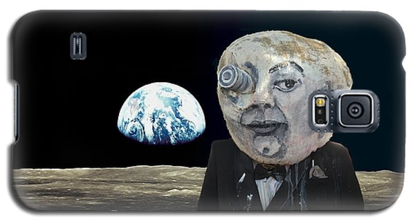The Man In The Moon Galaxy S5 Case