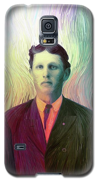 The Man With The Eyes Galaxy S5 Case