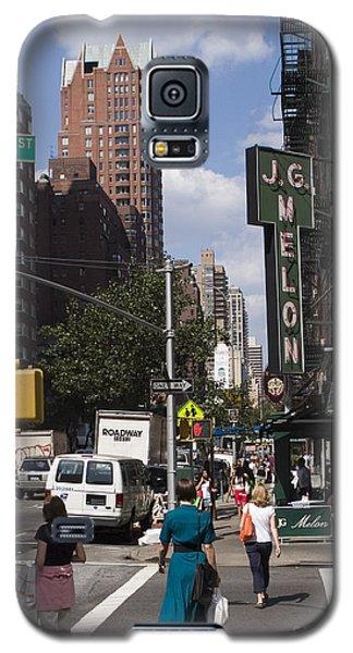 The Manhattan Sophisticate Galaxy S5 Case