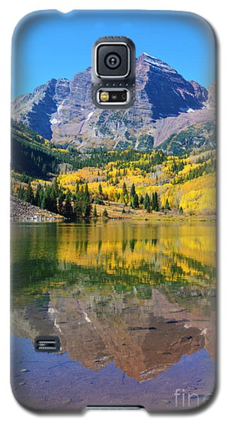 The Maroon Bells Galaxy S5 Case