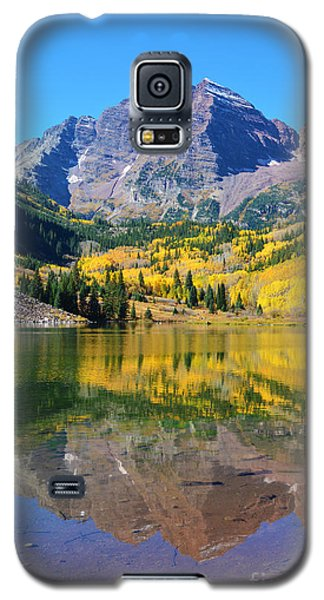 The Maroon Bells Galaxy S5 Case