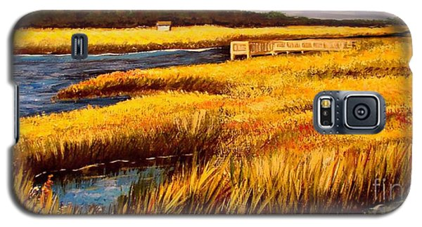 The Marsh At Cherry Grove Myrtle Beach South Carolina Galaxy S5 Case