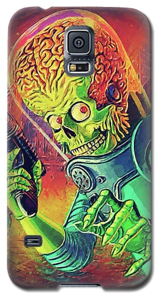 The Martian - Mars Attacks Galaxy S5 Case