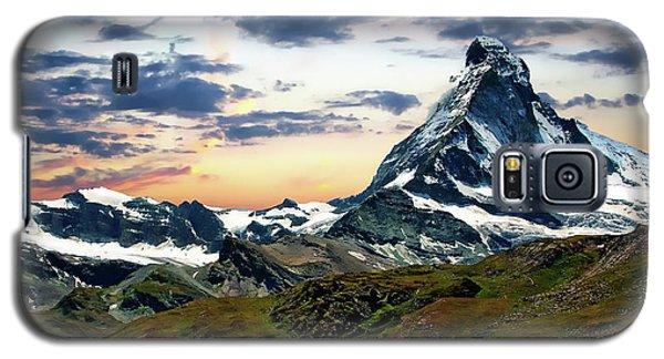 The Matterhorn Galaxy S5 Case