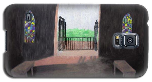 The Mausoleum Galaxy S5 Case by Jean Haynes