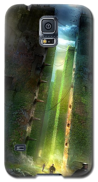 The Maze Runner Galaxy S5 Case