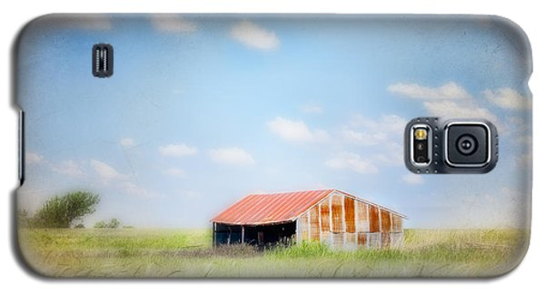 Galaxy S5 Case featuring the photograph The Meeting Place by Betty LaRue