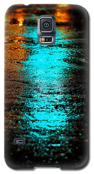 Galaxy S5 Case featuring the photograph The Memory Lane II by Prakash Ghai