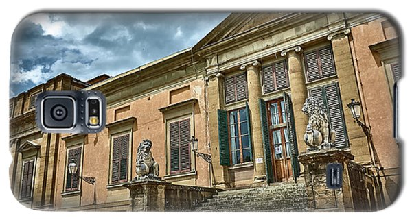 The Meridian Palace In The Pitti Palace Galaxy S5 Case