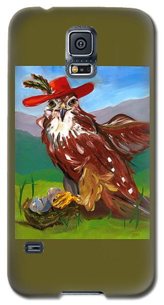 The Merlin Galaxy S5 Case by Susan Thomas