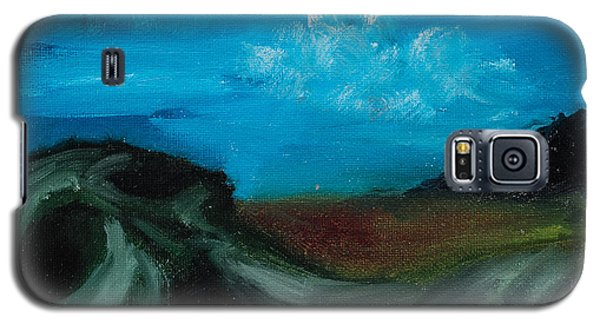 The Message Galaxy S5 Case