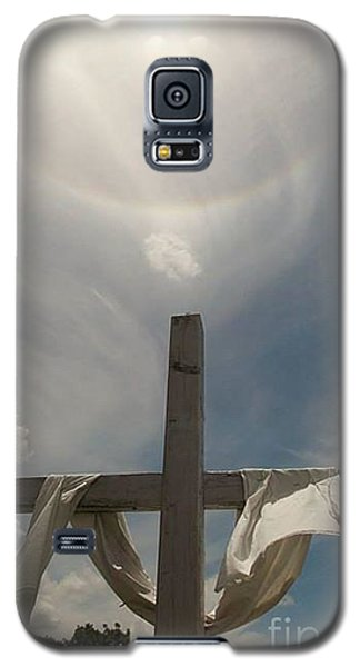 The Message Of The Cross Galaxy S5 Case