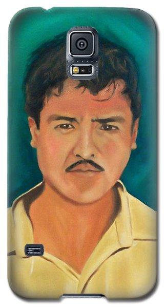 The Mexican Galaxy S5 Case by Manuel Sanchez