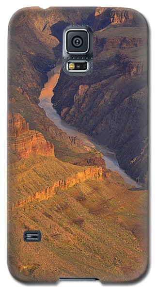 Galaxy S5 Case featuring the photograph The Mighty Colorado by Stephen  Vecchiotti