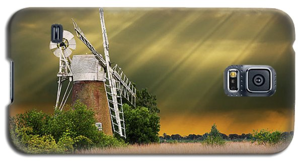 The Mill On The Marsh Galaxy S5 Case