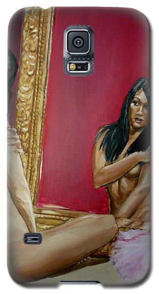 The Mirror Galaxy S5 Case by Bryan Bustard