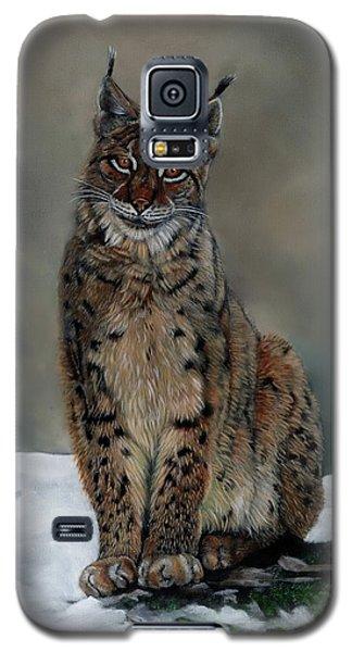 The Missing Lynx Galaxy S5 Case