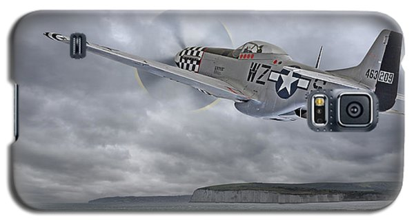 The Mission - P51 Over Dover Galaxy S5 Case