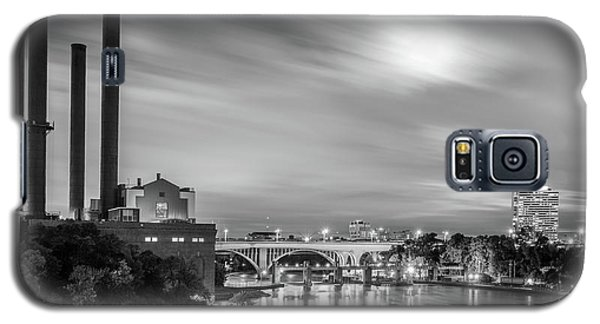The Mississippi River Night Scene Galaxy S5 Case