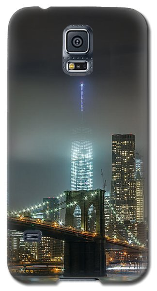 The Mist  Galaxy S5 Case by Anthony Fields