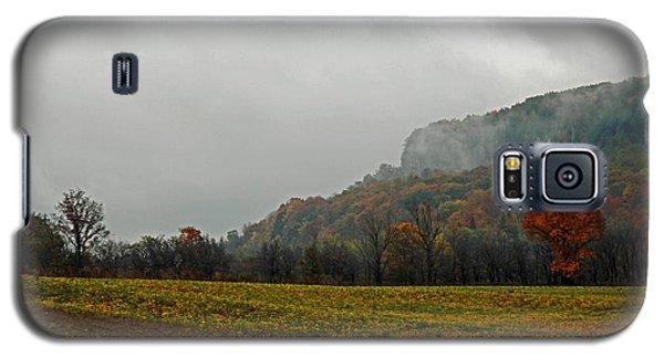 Galaxy S5 Case featuring the photograph The Mist by John Stuart Webbstock