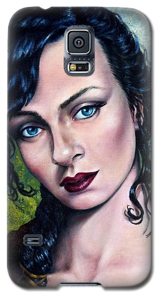 The Mistress Galaxy S5 Case