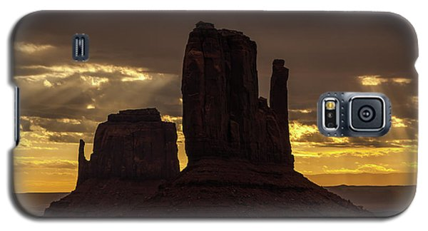 The Mittens Sunrise Galaxy S5 Case