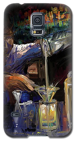 The Mixologist Galaxy S5 Case