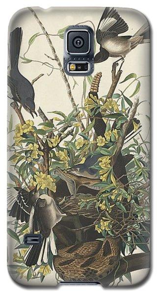 Mockingbird Galaxy S5 Case - The Mockingbird by Dreyer Wildlife Print Collections