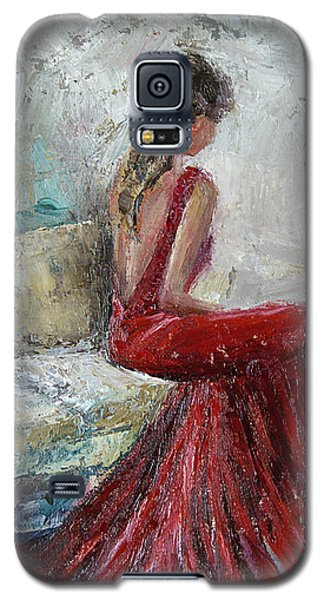 The Moment Galaxy S5 Case by Jennifer Beaudet