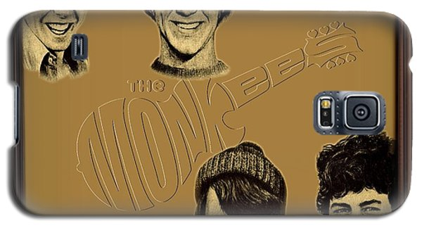 The Monkees  Galaxy S5 Case