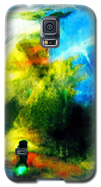 The Monster In Me Galaxy S5 Case