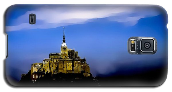 The Mont Saint Michel - France Galaxy S5 Case by Maciek Froncisz